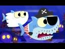 Baby Shark Halloween | Kids Songs | Super Simple Songs