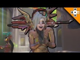 Overwatch Funny & Epic Moments - Uhh... Mercy? You OK? - Highlights Montage 187