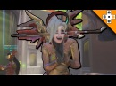 Overwatch Funny Epic Moments - Uhh Mercy? You OK? - Highlights Montage 187