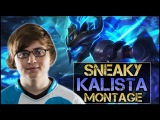 Sneaky Montage - Best Kalista Plays