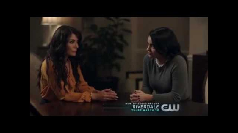 Riverdale 1x07 In a Lonely Place Ending Scene Riverdale will be back March 30th
