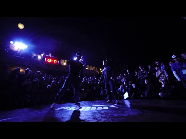 BREAKING 1x1 [FINAL] PT.2 | СВОБОДА СТИЛЯ 2017