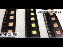 Luxeon SunPlus 35 Philips. Полноспектральные светодиоды для растений (фитосветодиоды)
