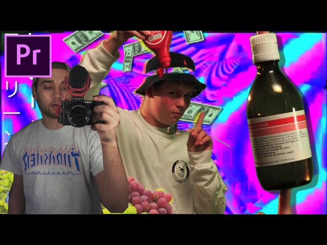 How to Make a Trippy YUNG LEAN Type MUSIC VIDEO