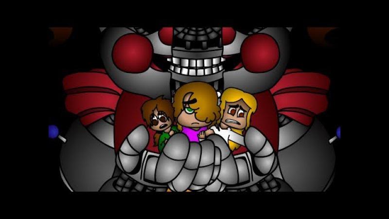 What have I done... FNAF SL Animation (complete film [-12])