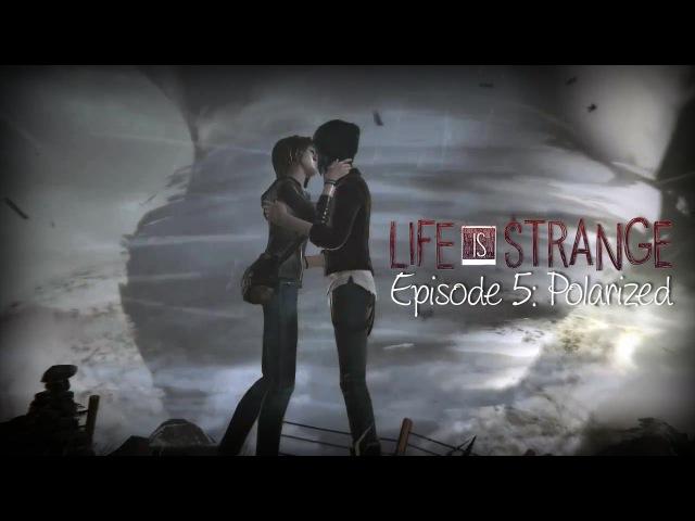 Life Is Strange Episode 5 ENDING MAX CHLOE KISS