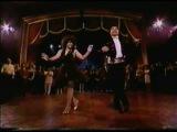 EDDIE &amp MARIA DANCING TO TITO PUENTE'S FIESTA A LA KING AT MANHATTAN CENTER 1995