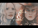 Alice Tarrant ✦ look what you've done AU