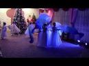 Танец Метель с веером-вейломи