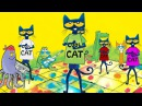 ReadAlong PETE THE CAT and the Cool Cat Boogie by Kimberly James Dean Dance-Along!