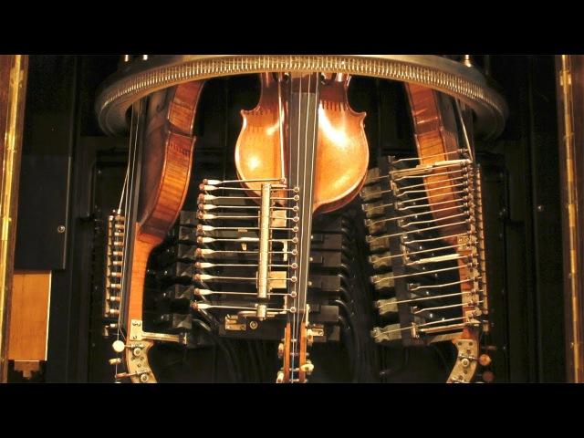 100 Year Old Self-Playing Violin -