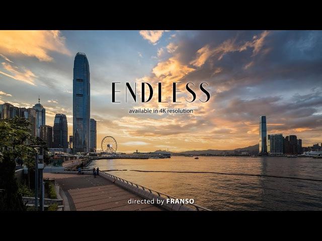 Endless | 4K Hong Kong Timelapse Hyperlapse