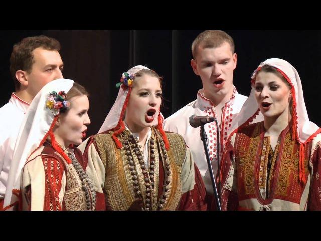 Makedonsko Devojče - pieśń macedońska w wykonaniu Słowianek