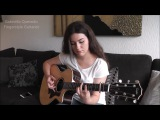 Red Hot Chili Peppers Californication (guitar cover by Gabriella Quevedo)