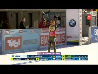 Лаура Дальмайер выиграла золото индивидуальной гонки - Чемпионат мира - Хохфильцен 2017