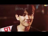 YOU'RE AN ANGEL, I'M A WEIRDO Chanyeol for Baekhyun (JYP's Party People Moment)