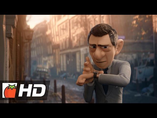 Агент 327: Операция брадобрейня | короткометражные мультфильмы