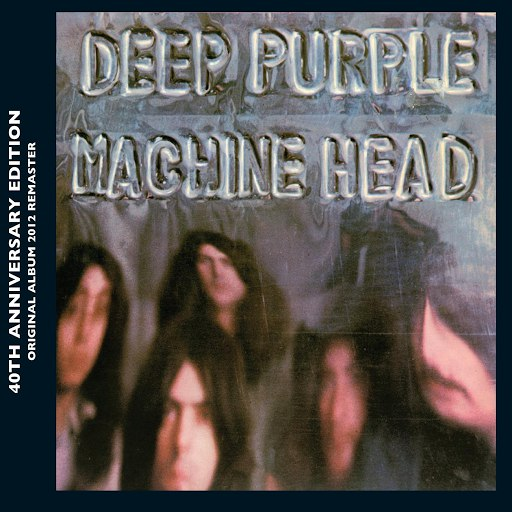 Deep Purple альбом Machine Head (Remastered)