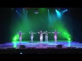 2017-05-27 Отчетный концерт. Flexible girls. Бандитки
