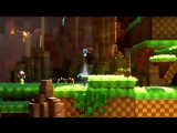 Sonic Forces _ Classic Sonic - Green Hill Zone Gameplay