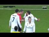 Реал Мадрид 1-3 Лас Палмас Красная карточка Гарету Бэйлу