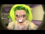Salerm HD Color - неоновый цвет волос, светящийся в ультрафиолете