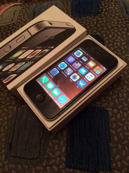 Продам айфон 4s ориг Полный комплект  Цена 5700 Обмена Нет Вопросы в л