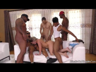 Carmen Valentina – Blacks On Blondes