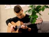 Let Her Go - Passenger - Fingerstyle Guitar Cover