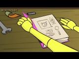Приключения аниматроников Часть 2 - 5 Ночей с Фредди Анимация на русском _ Фнаф анимация