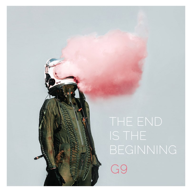 Новый альбом G9 - The End Is The Beginning (2017)
