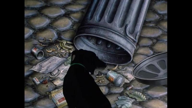 Чумные псы (Отчаянные псы)