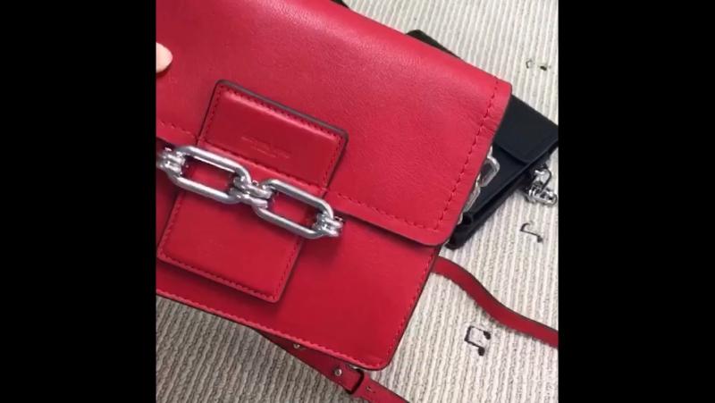 New Model MK. Female bag with a single shoulder chain with a single shoulder chain, size: 20*7*17