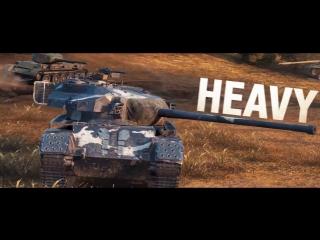 Настоящий хэви-метал- новый танк Primo Victoria уже в игре