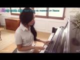 [MMMTV3] Эпизод 8. Съёмки гудсов: Уроки игры на пианино от MAMAMOO (часть 1) [рус.саб]