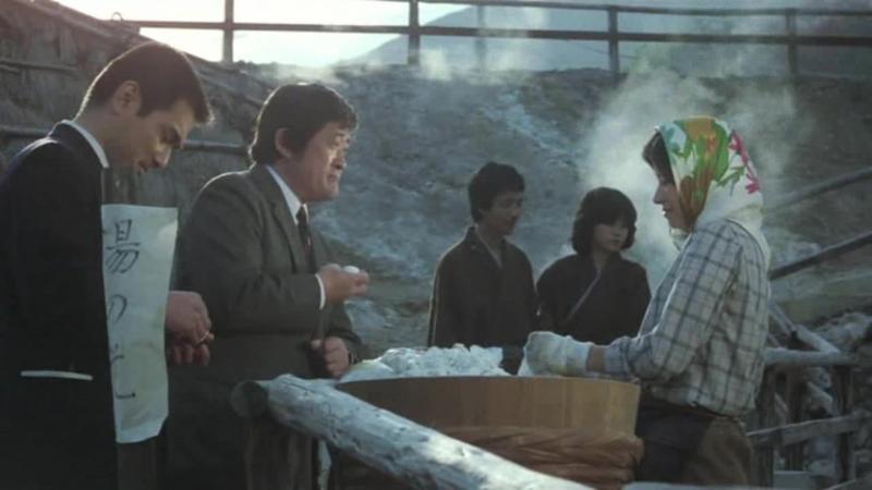 МЕСТЬ ЗА МНОЙ 1979 криминальная драма Сёхэй Имамура 720p