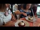 Посещение ресторана итальянской кухни МамаРома 19 июля 17г