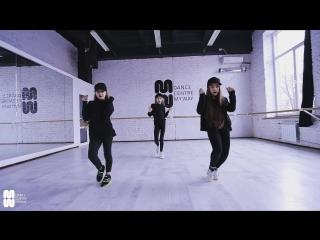 Janet Jackson – BURNITUP! (feat. Missy Elliot) - Stepa Misyrka - Dance Centre Myway
