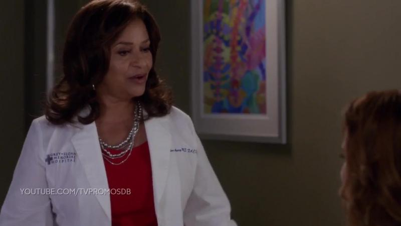 Промо Анатомия страсти (Grey's Anatomy) 13 сезон 12 серия