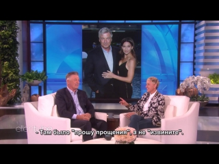 Alec baldwin explains why he likes to 'fake out' his younger wife rus sub