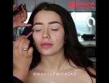 Яркий макияж для фотосессии