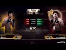 Bruce Lee 18 lvl Brad Pickett 59lvl