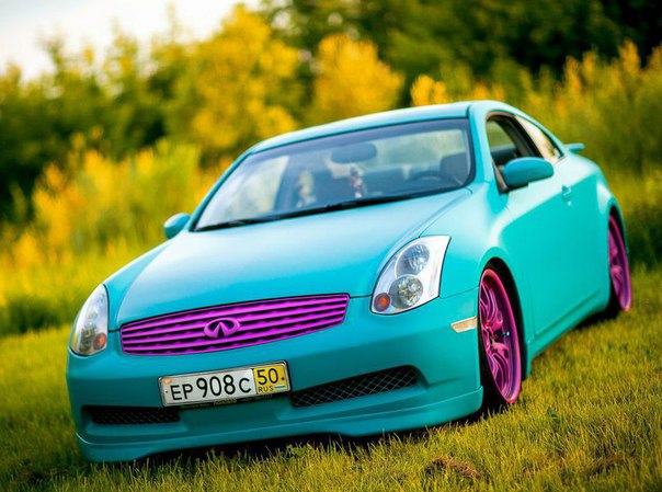 Бизнес идея: Покраска автомобиля жидкой резиной Начальные вложения: