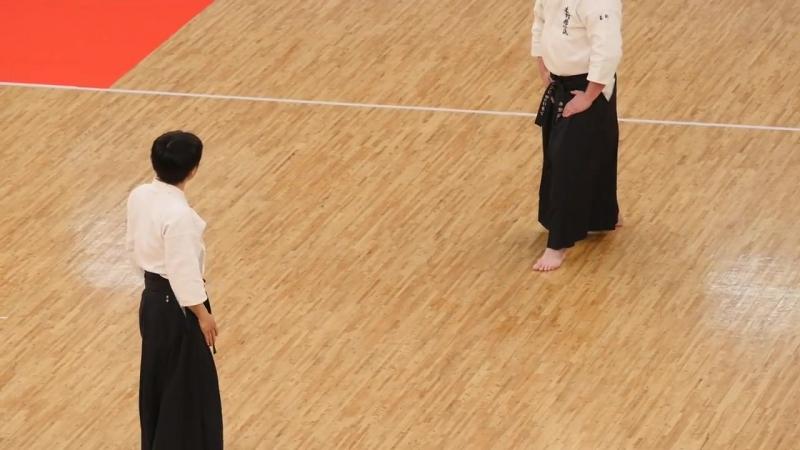 Ju Jutsu.Хонтай Йошин Рю Дзю Дзюцу.Демонстрация техники - 2.