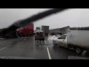 ▶ Ужасная авария на трассе Казань- Челны