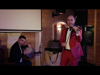 Грачик Аванесян и Тигран Петросян - Karoi par...Скрипка и барабан