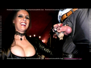 Dominatrix annabelle - my husband is summoned home early ish!