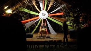 #Sundrumsfest . Сергей Калачев, африканская арфа(кора)