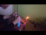 gox butane combustion fun on a home kitchen