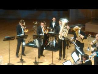 German Brass(Германия) - концерт в Москве (18.02.2017) 4